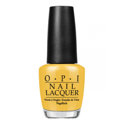 OPI Lacquer Never a Dulles Moment W56 0.5 Oz