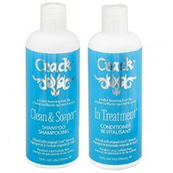 Crack Shampoo/Conditioner Duo 3 Oz