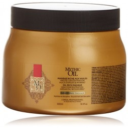 Loreal Professionnel Mythic Oil Masque For Thick Hair 16.9 Oz