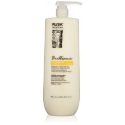 Rusk Sensories Brilliance Grapefruit and Honey Color Protecting Leave-In Cream Conditioner 33.8 Oz