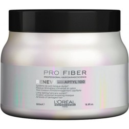 Loreal Pro Fiber Renew Hair Masque 16.9 Oz (500ml)