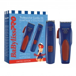Babyliss Nautical Professional Clipper/Trimmer Combo