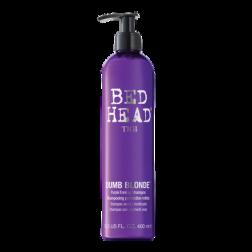 TIGI Dumb Blonde Toning Shampoo 13.5 Oz