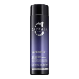 TIGI Fashionista Violet Conditioner - Catwalk 8.45 Oz