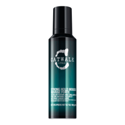 TIGI Catwalk Strong Hold Mousse 6.7 Oz
