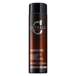 TIGI Fashionista Brunette Conditioner for Warm Tones - Catwalk 8.45 Oz
