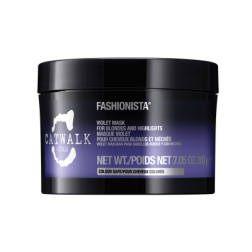 TIGI Fashionista Violet Mask For Blondes, Highlights 7.05 Oz