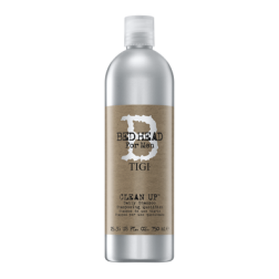 TIGI Clean Up Daily Shampoo - Bed Head for Men 25.36 Oz