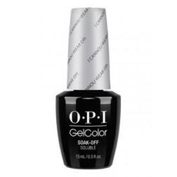 GelColor I Cannoli Wear OPI GCV32 0.5 Oz
