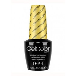 OPI GelColor I Just Can't Cope-acabana GCA65 0.5 Oz