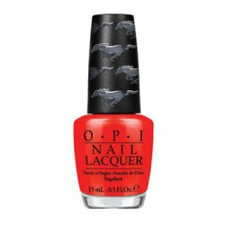 OPI Lacquer Race Red F68 0.5 Oz