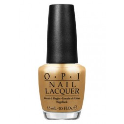 OPI Lacquer Rollin' In Cashmere HRF13 0.5 Oz