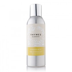 Thymes Ginger Milk Home Fragrance Mist