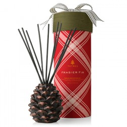 Thymes Frasier Fir Pinecone Reed Diffuser