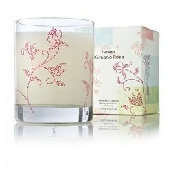 Thymes Kimono Rose Candle