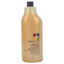 Pureology Precious Oil Shamp'oil 33.8 Oz