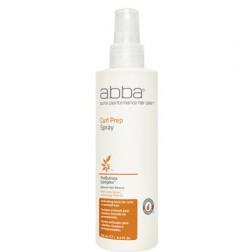 Abba Pure Curl Prep Spray 8.45 Oz