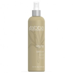 Abba Pure Curl Prep Spray 8 Oz
