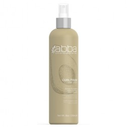 Abba Curl Finish Spray 8 Oz