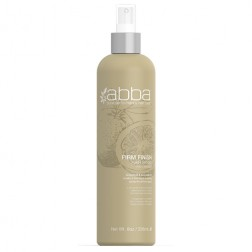 Abba Firm Finish Spray 8 Oz