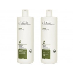 Abba Gentle Shampoo And Conditioner Duo (33.8 Oz each)
