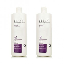 Abba Volume Shampoo And Conditioner Duo (33.8 Oz each)