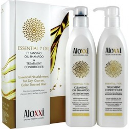 Aloxxi Essential 7 Holiday Duo 10.1 Oz.