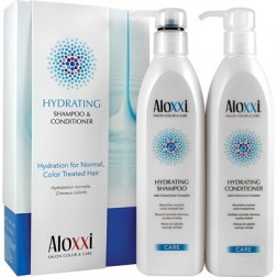 Aloxxi Hydrating Holiday Duo 10.1 Oz.