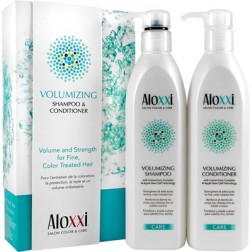 Aloxxi Holiday Volumizing Duo 10.1 Oz.