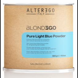 Alter Ego Italy Pure Light Blue Powder 17.6 Oz