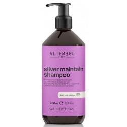 Alter Ego Italy Silver Maintain Shampoo 32.12 Oz