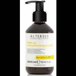 Alter Ego Italy Silk Oil Conditioning Cream 10.14 Oz