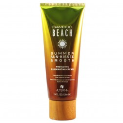 Alterna Bamboo Beach Summer Sun-Kissed Smooth Styling Cream 3.4 Oz