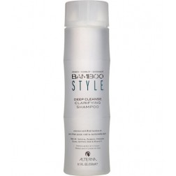 Alterna Bamboo Style Deep Cleanse Clarifying Shampoo 8.5 Oz.