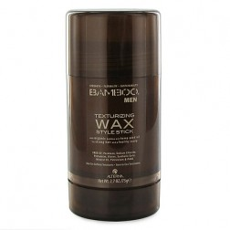 Alterna Bamboo Men Texturizing Wax Style Stick 2.7 Oz
