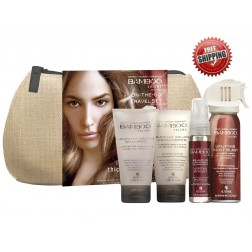 Alterna Bamboo Volume On The Go Travel Set