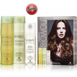Alterna Bamboo Boho Waves Blowout Kit