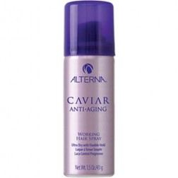 Alterna Caviar Working Hair Spray 1.5 Oz.
