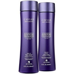 Alterna Caviar Replenishing Moisture Shampoo And Conditioner Duo (8.5 Oz each)