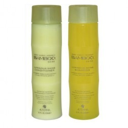 Alterna Bamboo Luminous Shine Shampoo And Conditioner Duo (8.5 Oz each)