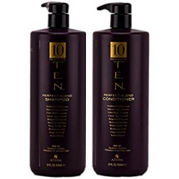 Alterna The Science of Ten Perfect Blend Shampoo And Conditioner Duo (31 Oz each)