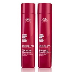 Label.m Thickening Shampoo And Conditioner Duo (10.1 Oz each)