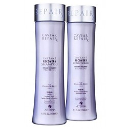 Alterna Caviar Repair Rx Instant Recovery Shampoo And Conditioner Duo (8.5 Oz each)