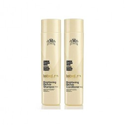 Label.m Brightening Blonde Shampoo And Conditioner Duo (10.1 Oz each)