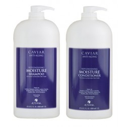 Alterna Caviar Replenishing Moisture Shampoo And Conditioner Duo (67.6 Oz each)