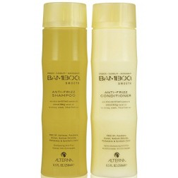 Alterna Bamboo Smooth Anti-Frizz Shampoo And Conditioner Duo (8.5 Oz each)
