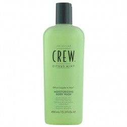 American Crew Citrus Mint Moisturizing Body Wash 15.2 oz