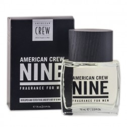 American Crew Nine Fragrance For Men 2.5 Oz