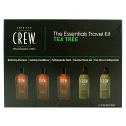 American Crew Tea Tree Essentials Kit