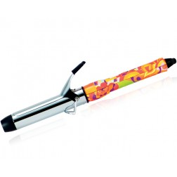 Amika Titanium Clip Curling Iron 32 mm